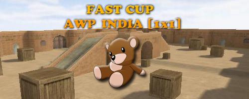 ФАСТ КАП 1х1 awp_india