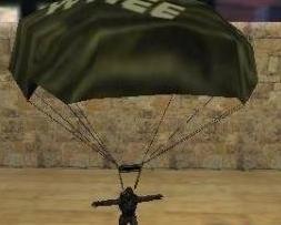 летать вам на парашюте.